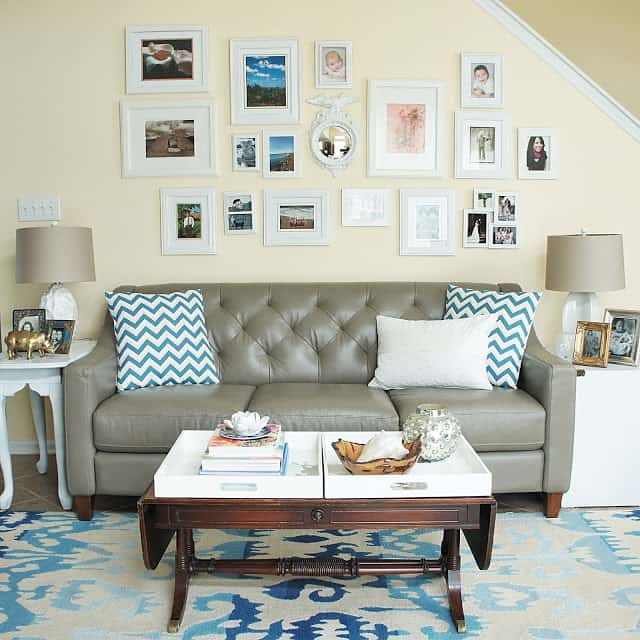 The Rug Is From Rugsusa Ikat Pattern Reminds Me Of Squid Room Design Just