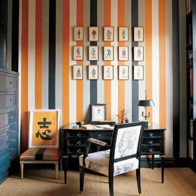 Wednesday Fun- Black and Orange {revisited}