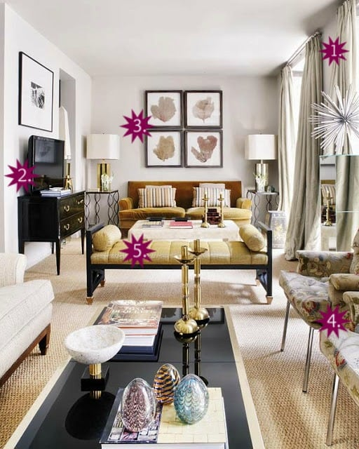 Friday Feature: Living Room