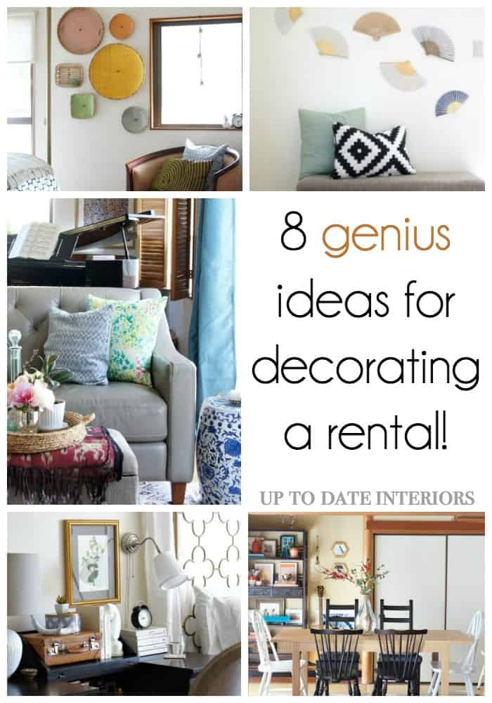 8 decorating hacks for renters