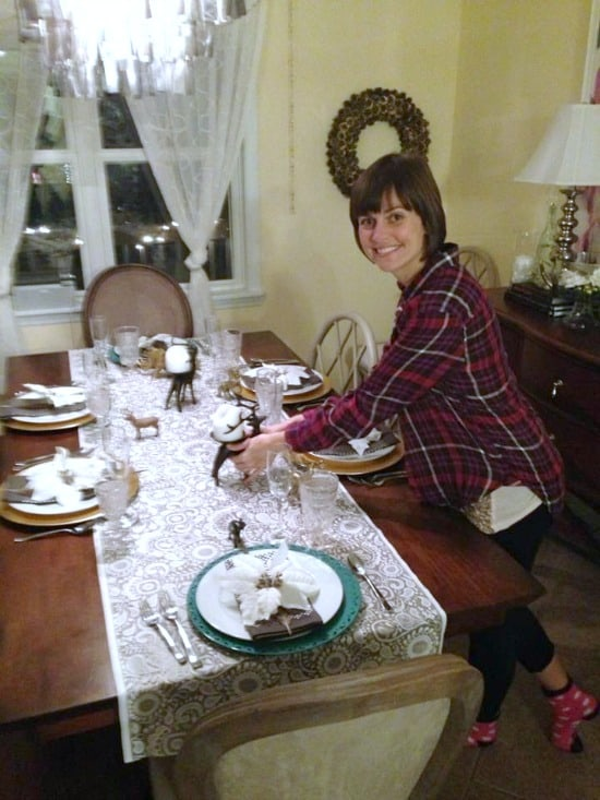 kathy-setting-table