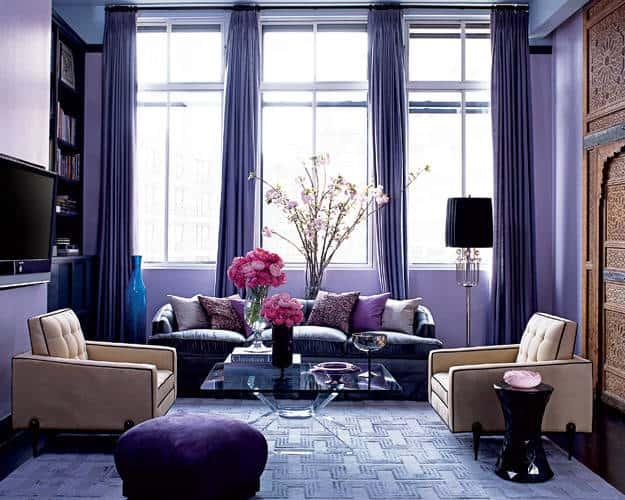 Rafael+de+Cárdenas's+apartment+for+cover+girl+Jessica+Stam,+Elle+Decor