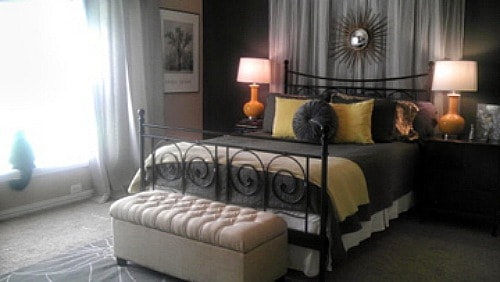 curtains canopy bed -ikea