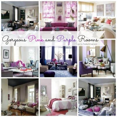 Wednesday Fun -Pink and Purple {revisited}
