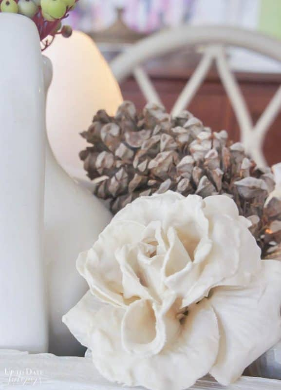Plaster Flowers 5