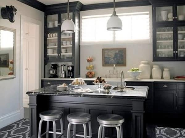 Black Kitchen Cabinets_15