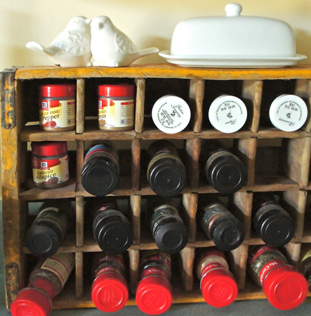 coke crate storage