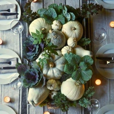 12 Beautiful Thanksgiving Tables {revisited}