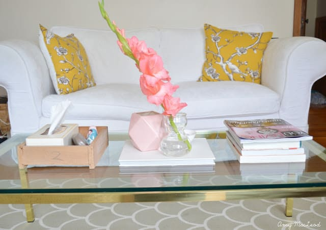Coffee table styling 4