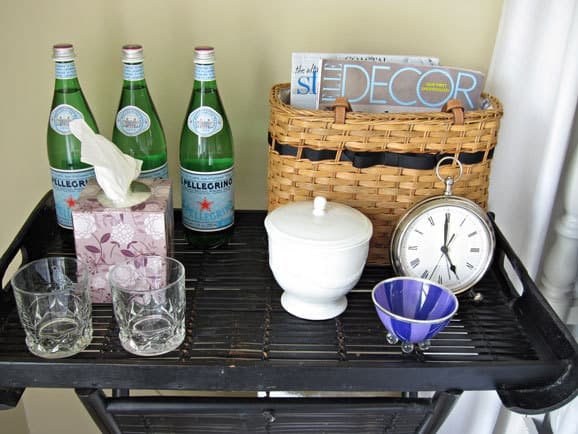 Guest-room-side-table