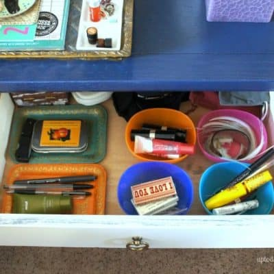 Love Your Space Challenge #20: Organize Your Junk Drawer