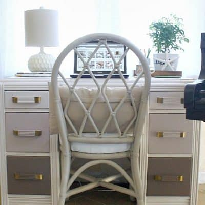 ombre-painted-desk