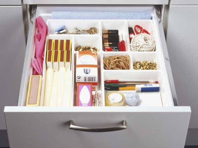 drawer-organized