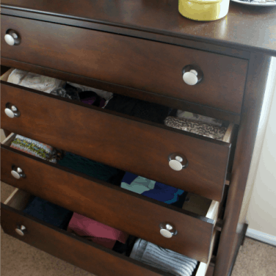 Love Your Space Challenge #8: Have Your Clothes Ready to Wear
