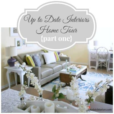 Home Tour {Part One}