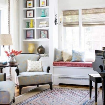 tips for layering rugs