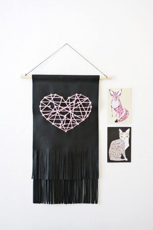 leather-fringe-heart