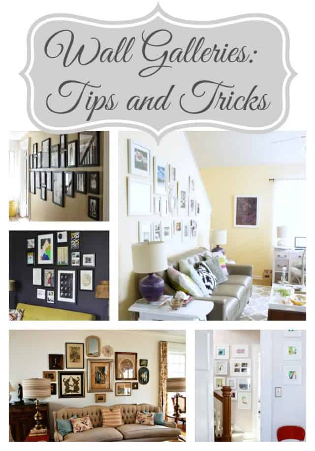 wall art galleries tips and tricks