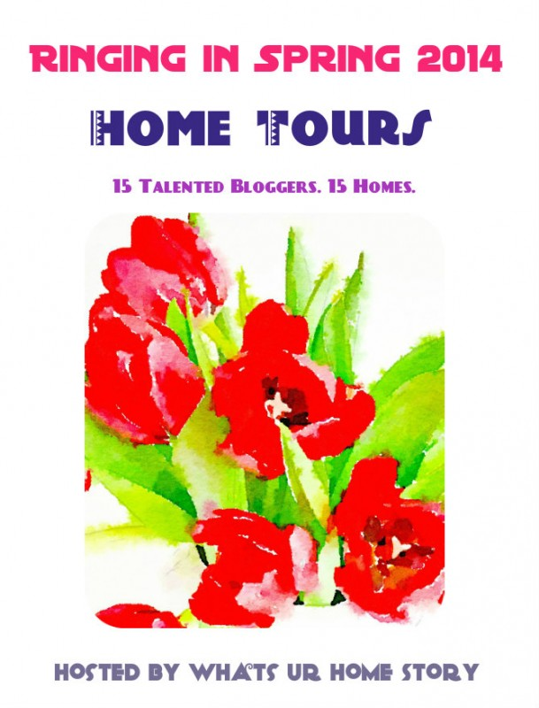 Ringing in Spring 2014 Home Tour (1)