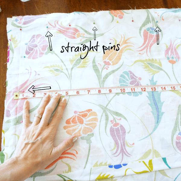 pinned-fabric