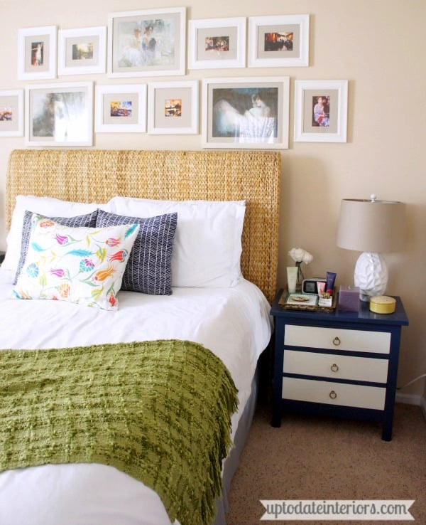 Taupe And Blue Bedroom Bedroom Makeover Minimalist Bedroom Blue Bedroom Side Tables: Up To Date Interiors