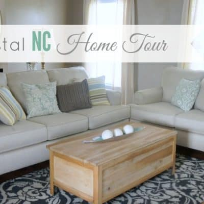Coastal NC Home Tour