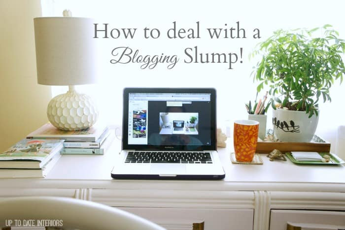 blogging-slump