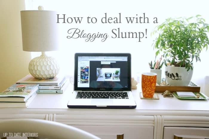 blogging-slump
