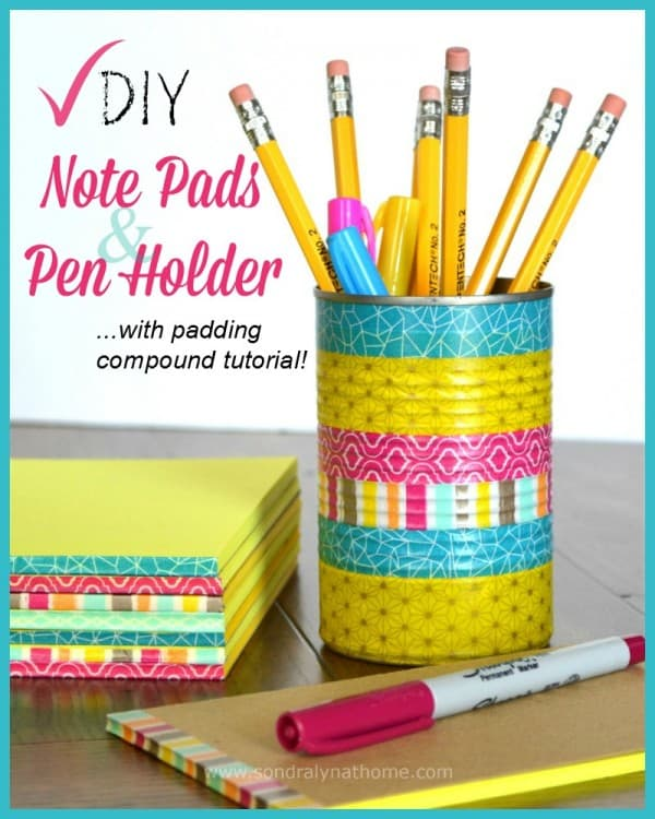 Note-Pads-and-Pen-Holder-Sondra-Lyn-at-Home