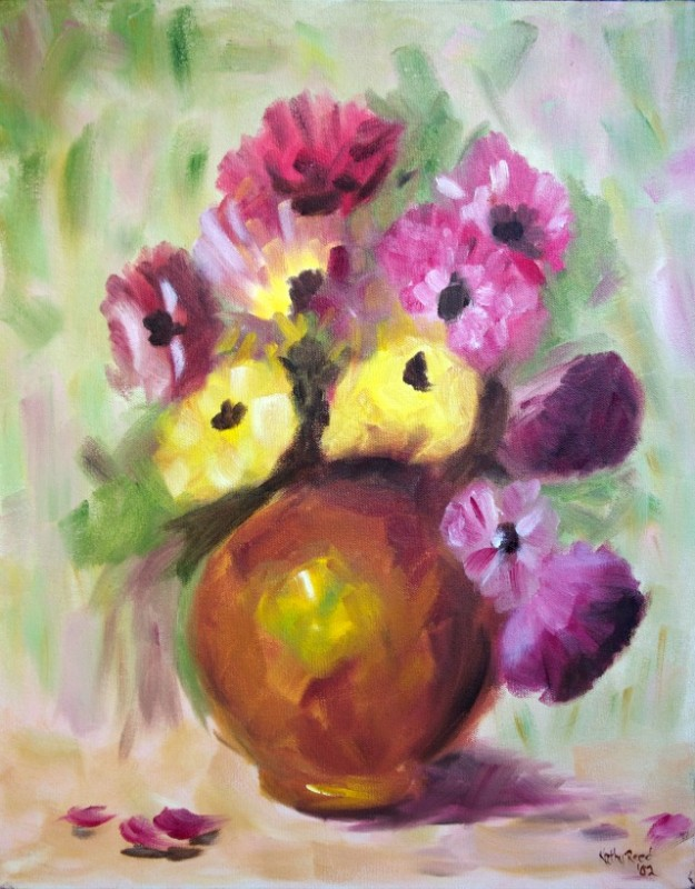 flowers-painting