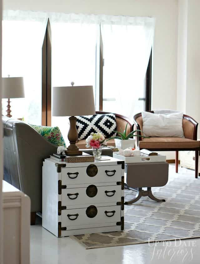 ... Small Space Living Room With Multiple Zones