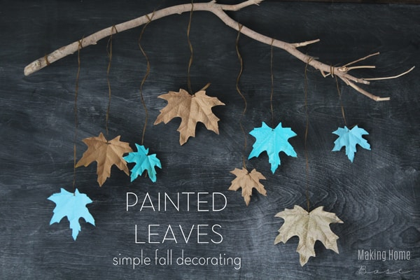 painted-leaves
