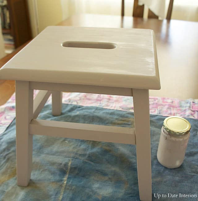 stool-painted