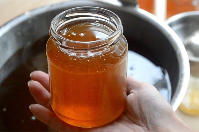 bottled-honey