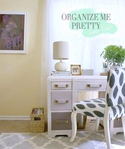Organize Me Pretty