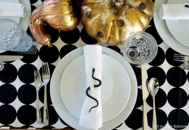 diy snake napkin holders