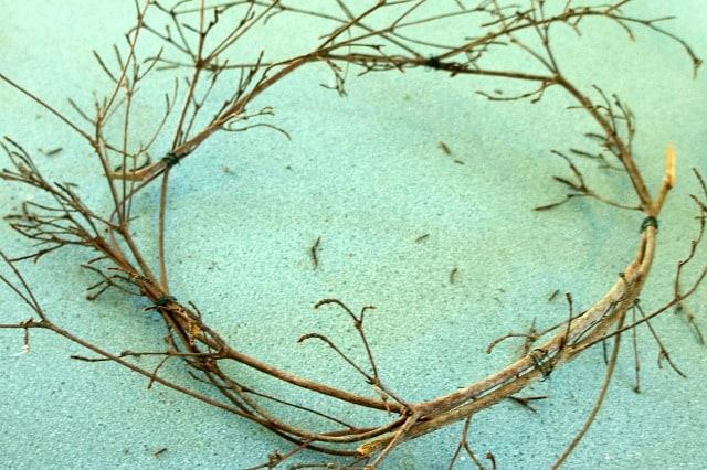 sticks-wreath