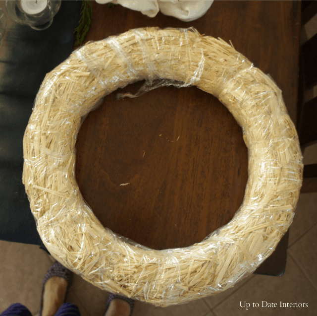 wreath-form