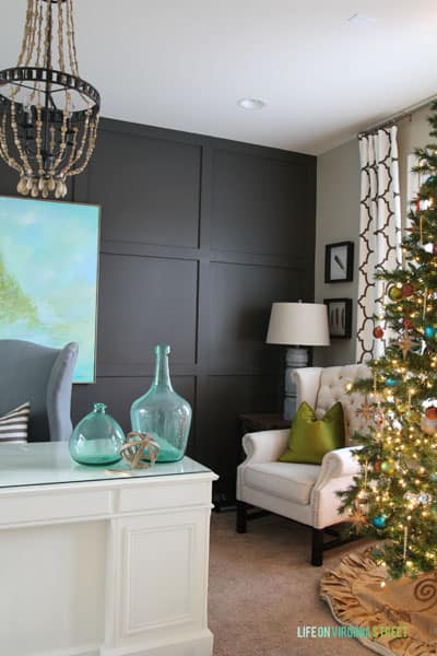 Christmas 2014 Home Tour - Life On Virginia Street - Office