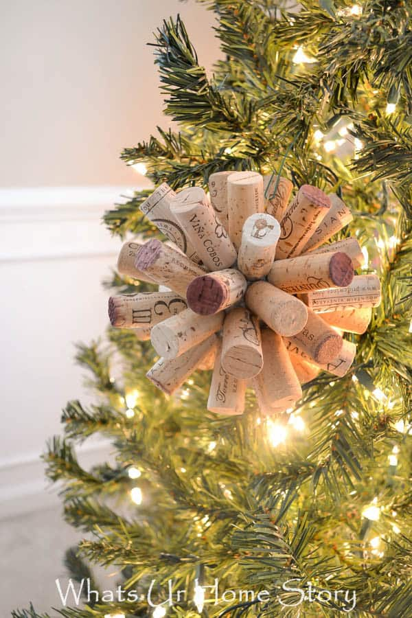 DIY-cork-ball-ornament