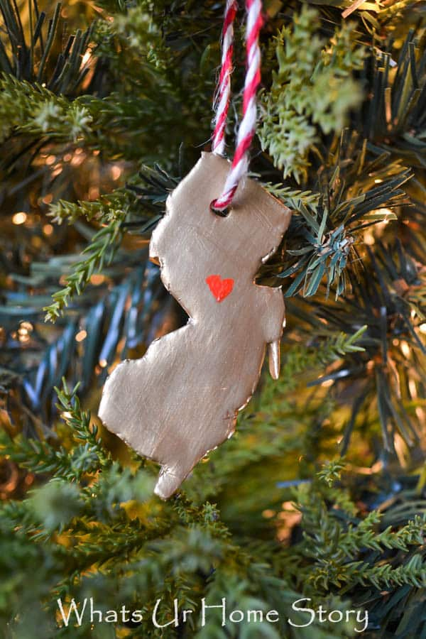 Polymer-Clay-State-Ornament-New-Jersey