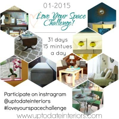 Happy NYE and Love Your Space Challenge