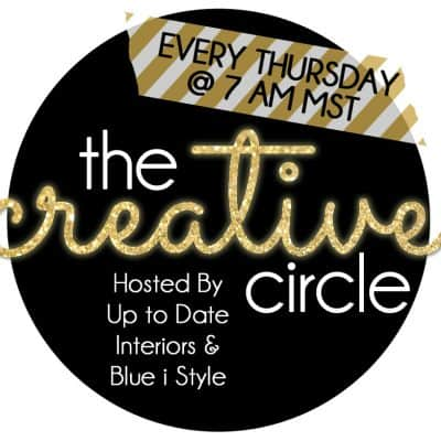 The Creative Circle: Week 5