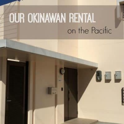 Our New Okinawan Rental Tour