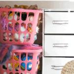 Kid Friendly Closet Organization Pinterest Blue