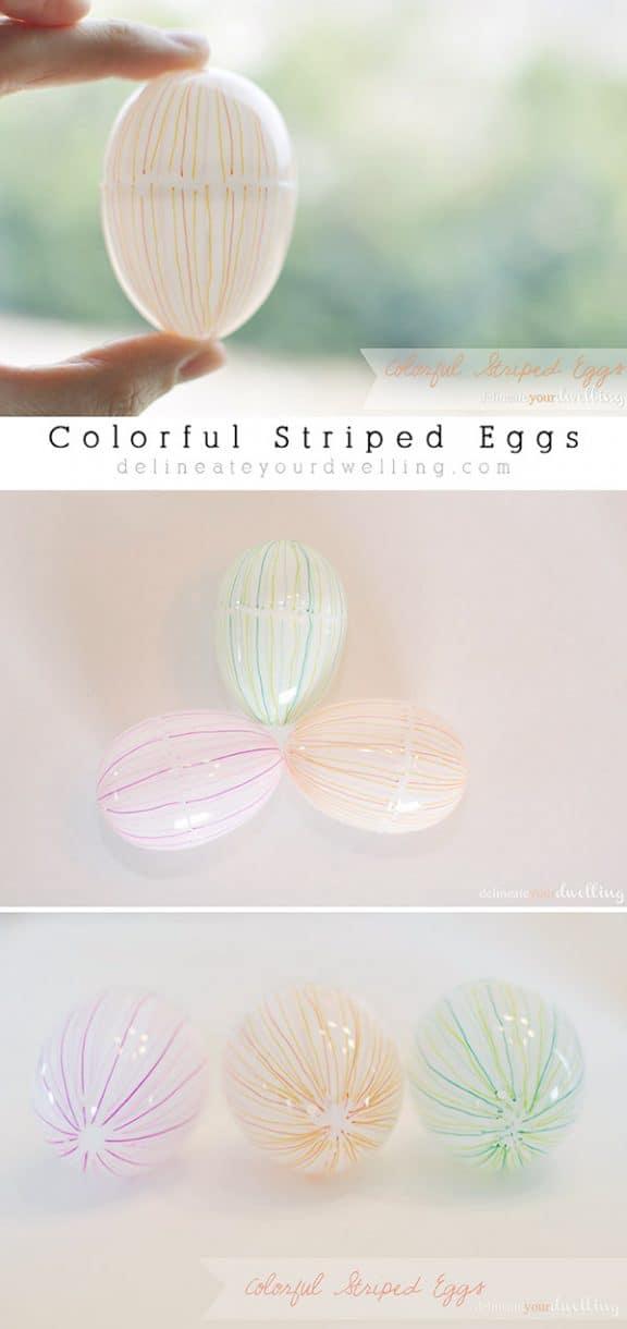 Colorful-striped-eggs