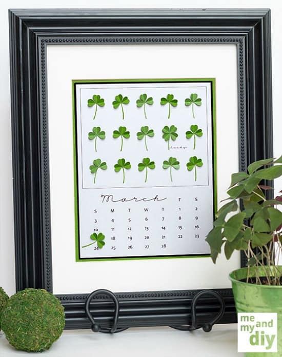 Shamrock craft ideas