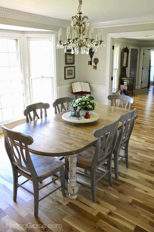 Farmhouse Dining Table35