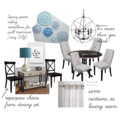 Modern Traditional Dining Room – Design at Your Door