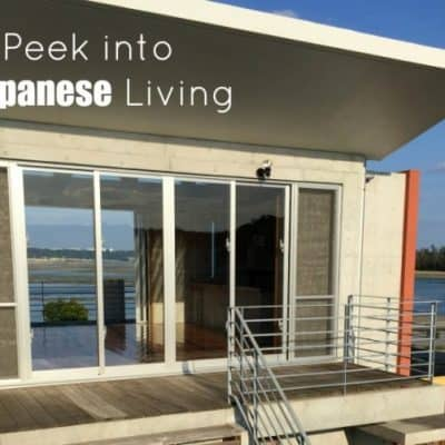 A Peek into Japanese Living